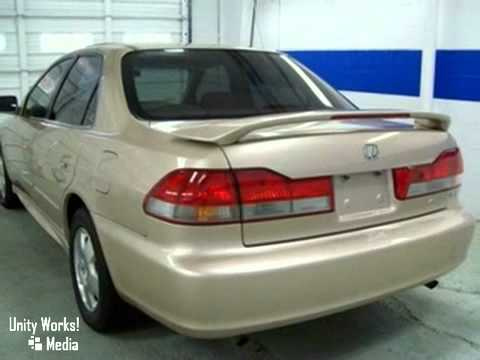 2001 Honda Accord #1A053908 in Webster Houston, TX 77598