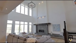 Calgary Real Estate Property Video Tour Production - 557 Patterson Grove SW