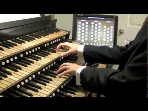 Theme from Star Trek: Voyager by Jerry Goldsmith | Hauptwerk Virtual Pipe Organ