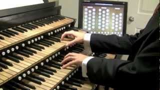 Theme from Star Trek: Voyager by Jerry Goldsmith | Hauptwerk Virtual Pipe Organ