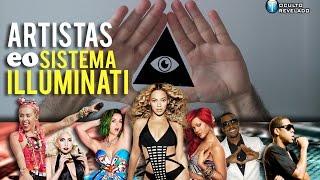 Artistas e o Sistema Illuminati - (Oculto Revelado)