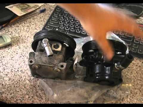 Шкив на гидроусилитель форд фьюжен фото 403-163
