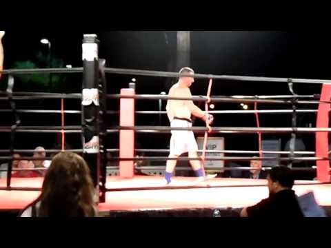 Steve Emery fight # 6 at Bad Boy MMA, Fort McDowell Casino, Phoenix, AZ, 2014