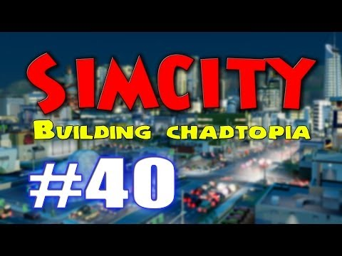 SimCity - Episode 40 - Building Resource Heaven
