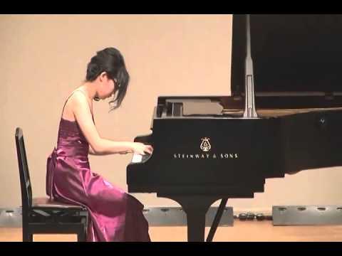 2015.2.21 Chopin Scherzo Op.31 b moll  Hibiki Uchida (Хибики Учида)