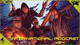 International Podcast #95 - Special Guest is Clara Sia, Diablo 3, Indie games, Bethesda