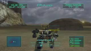 Lets Play GunGriffon: Allied Strike (Xbox) - Online Co-op - Mission 12