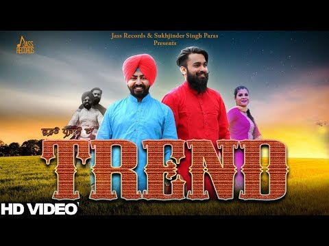 Kurte Pajame Da Trend ( Full HD) | Preet Paras | New Punjabi Songs 2017 | Latest Punjabi Songs 2017