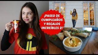 ¡CUMPLEAÑOS Y REGALOS DE LOS INCREÍBLES 2!