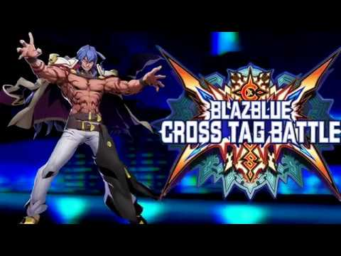 BlazBlue Cross Tag Battle Voice of Azrael by DC Douglas