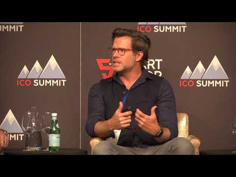 ICO Summit 2017 | Fireside Chat: Investor Journey - From Bitcoin To VC