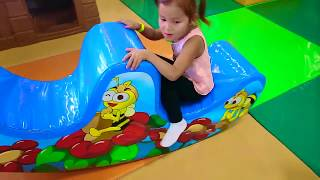 Huge Indoor Playground Family Fun Play Area for Kids