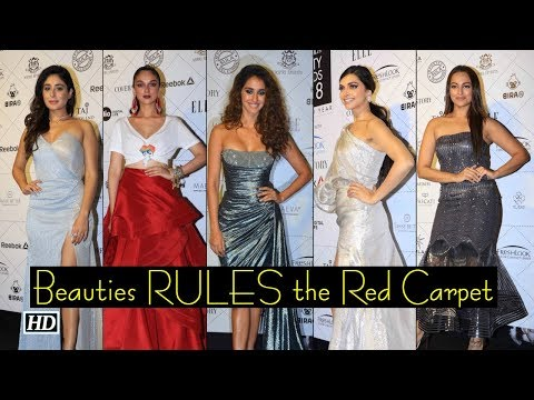 Deepika, Sonakshi & others RULES the Red Carpet | Elle Beauty Awards 2018 thumbnail
