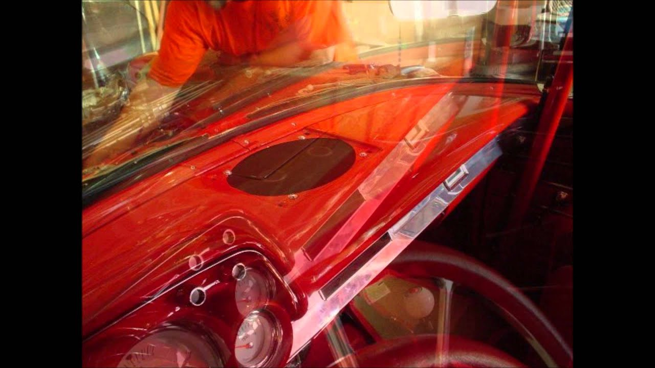 maxresdefault 1957 chevrolet radio and speaker installation youtube  at eliteediting.co