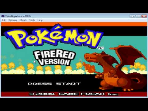 How to fix the save problem in Pokemon Fire Red/Emerald