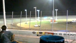 Salina Highbanks Speedway Racing!!!