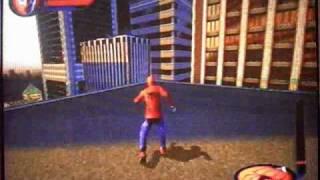 Jogando Spider man 1 ps2 (portugues)
