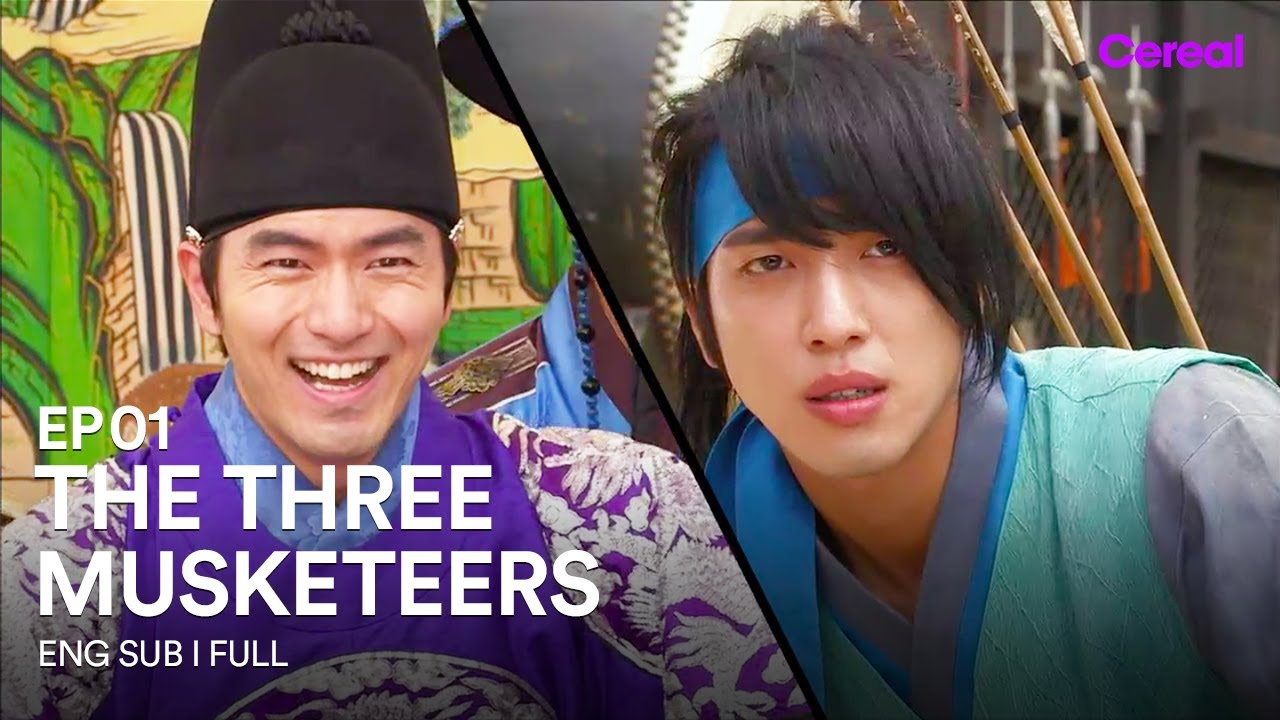 Download [ENG SUB|FULL] The Three Musketeers | EP.01 | Jung Yong-hwa, Lee Jin-wook, Seo Hyun-jin