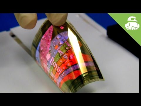 What is Stopping Flexible Displays From Taking Over?