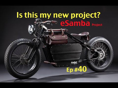 Enough about me! what about your DIY EV? - eSamba - Electric Car