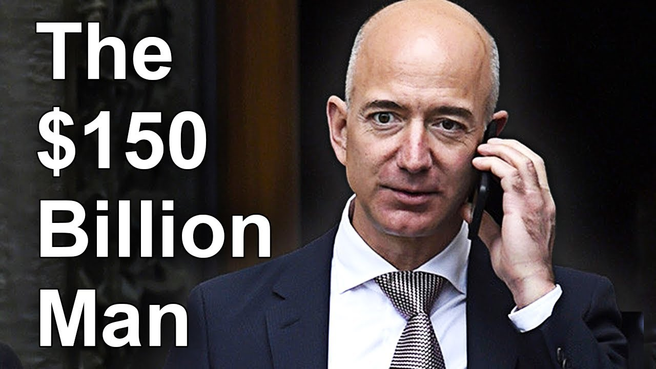 Jeff Bezos could become world's first trillionaire, and many people ...