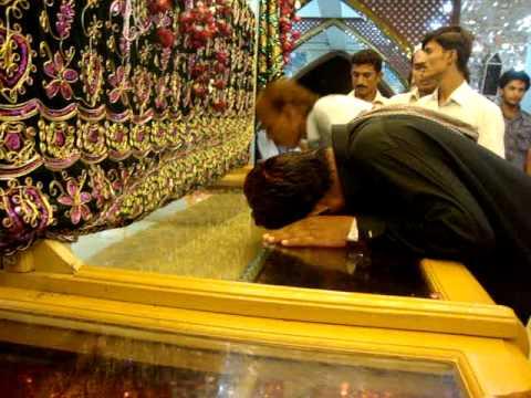 LPC PAKISTAN TOUR PLAT TEAM QADAM MUBARAK (HAZRAT ALI ...
