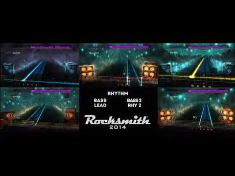 Rocksmith 2014 CDLC: Sonic Youth - Teenage Riot