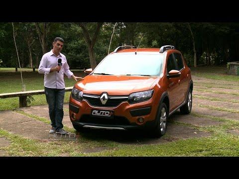Sandero Stepway puxa vendas da Renault