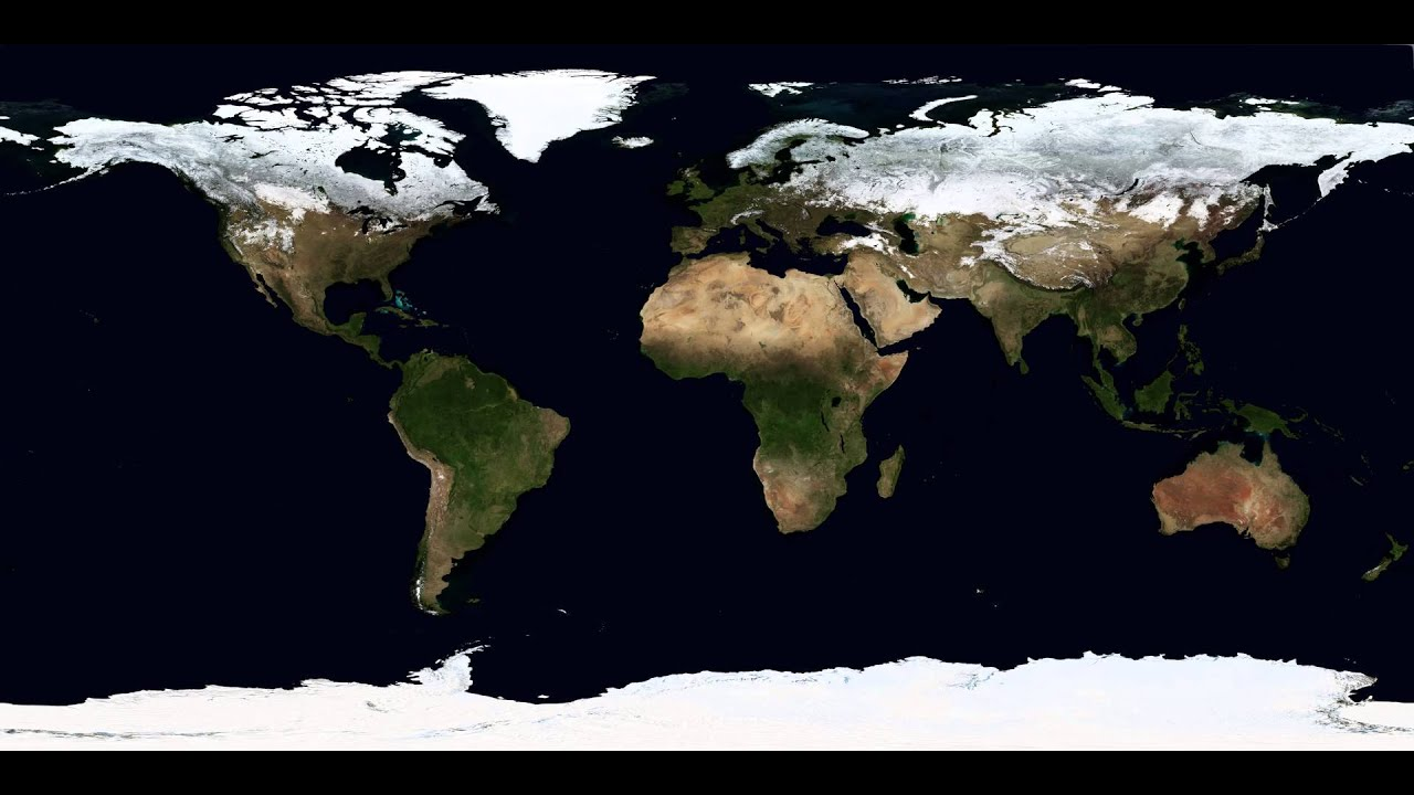 Undistorted World Map Undistorted World Globe 360 video   YouTube Undistorted World Map