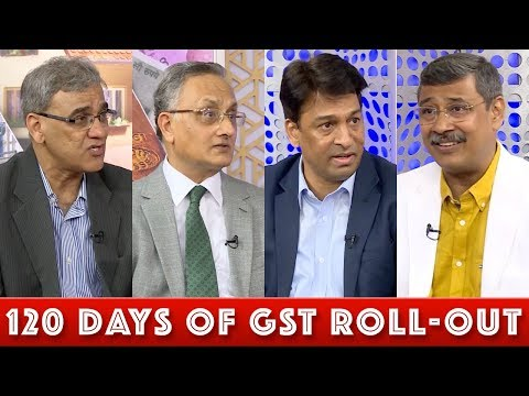 120 days of GST Roll-Out | simply inTAXicating