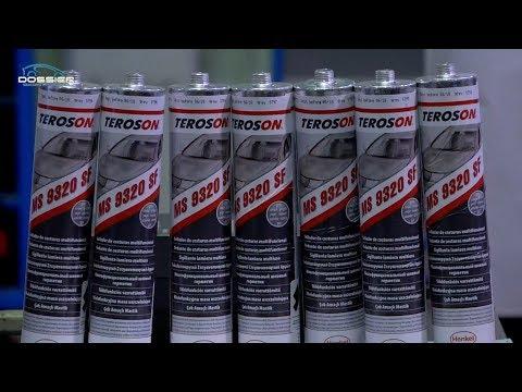 Reparacion Segura:  Teroson MS 9320 SF Sellador 6 En 1