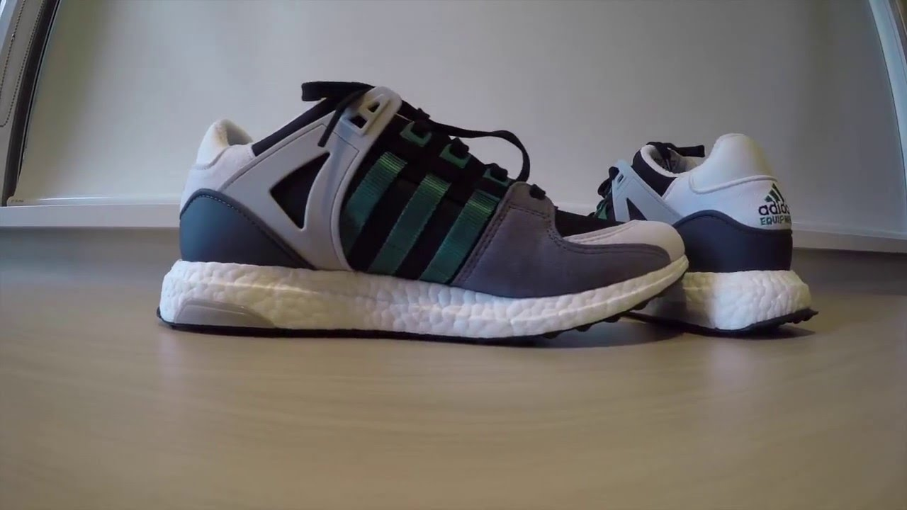 Adidas Eqt Basketball On Feet