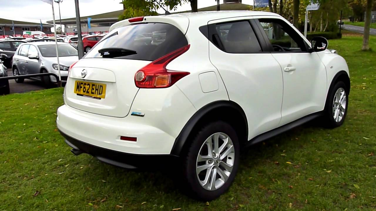 Nissan Juke 1 5 Dci Tekna 5dr U25120 Youtube