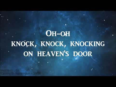 Knocking On Heavens Door - RAIGN {LYRICS}
