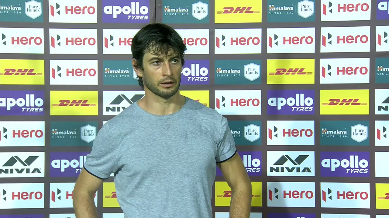 Download ISL 2020-21   Juan Ferrando Post Match Press Conference   FC Goa Vs NorthEast United