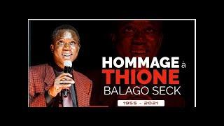 Dmedia 🛑[Société] Suivez HOMMAGE THIONE SECK   Mbabor Mi avec Alima Dione   Mardi 16 Mars 2021