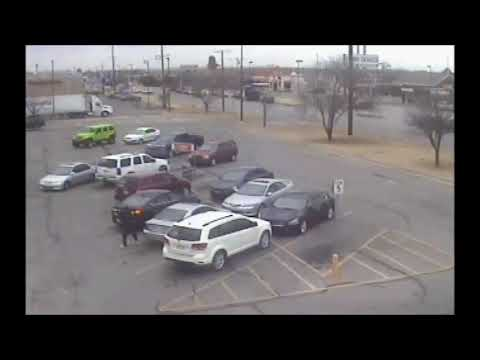 Robbery of Prime Plaza Convenience Store 3912 N Penn OKC