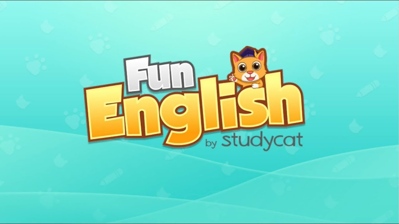 Fun English Language Learning Games For Kids By Studycat