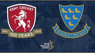 Kent vs. Sussex Live Stream Day 2