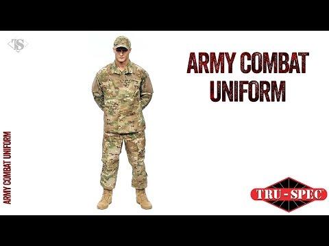 TRU-SPEC® Army Combat Uniform