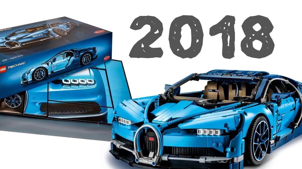 lego news lego technic 2018 bugatti chiron set 42083 pics. Black Bedroom Furniture Sets. Home Design Ideas