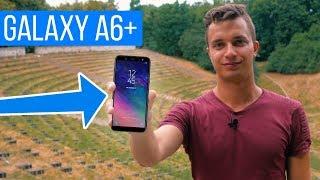 Galaxy A6 Plus  KROK W TYŁ SAMSUNGA
