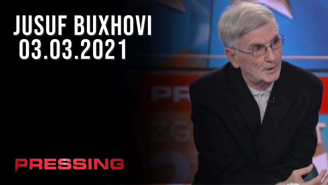 PRESSING, Jusuf Buxhovi - 03.03.2021