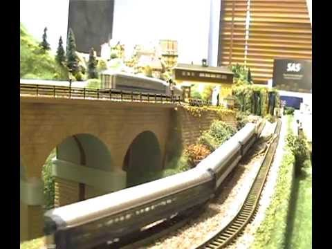 marklin z gauge model railway