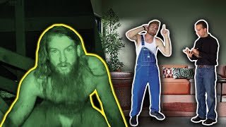 Hiding a Crazy Guy in My Attic \u0026 Hiring an Exterminator for Rats