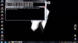 DDOS атака с помощью консоли cmd(, 2014-08-27T22:36:01.000Z)