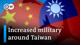 China flexes muscles over Taiwan | DW News