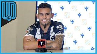 """Sebastián Vegas, jugador de Monterrey,  aseguró en conferencia de prensa que el Clásico Regio es de los más importantes del país.  """"Ambos clubes tienen para decir que es de los clásicos más importantes del país, por lo que tienen, por lo que son sus hinchadas, podríamos decir que es de los más importantes"""".  #ClásicoRegio #LigaMx #Monterrey"""