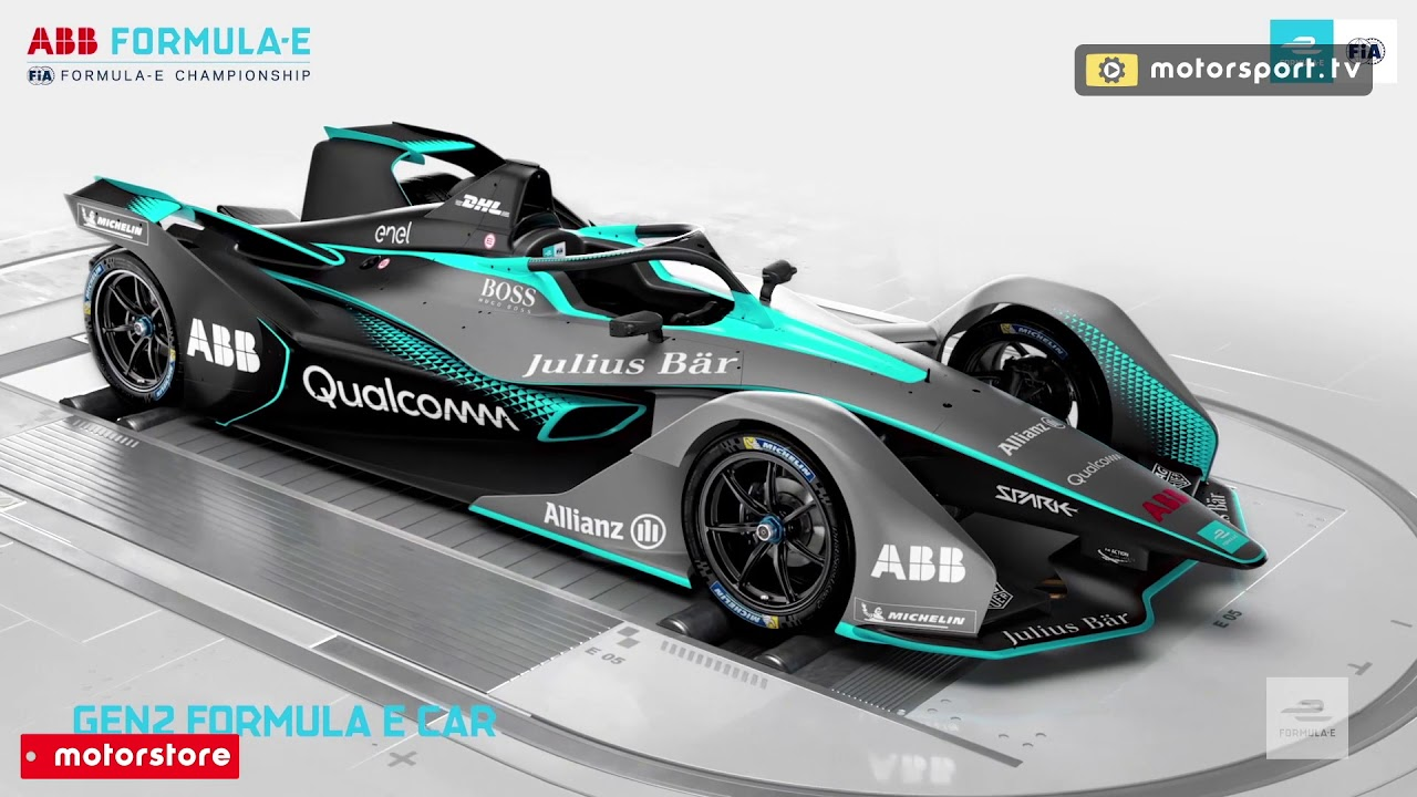 E Car >> Verdict on the new 'Gen2' Formula E car - YouTube