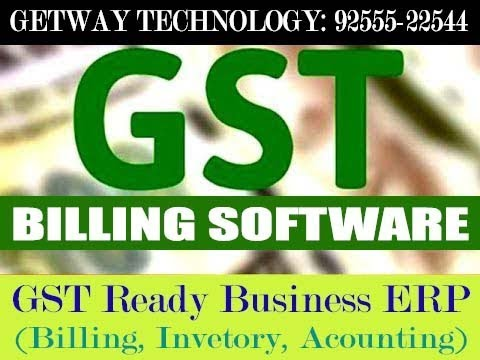 GST Billing Software | Getway Plus Billing ERP - GETWAY TECHNOLOGY (Download Demo)